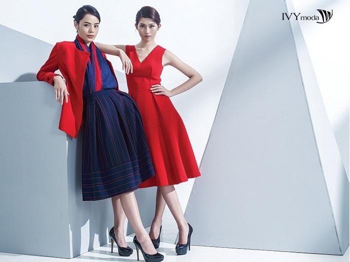 Mua Đầm xinh đẹp tại IVY moda
