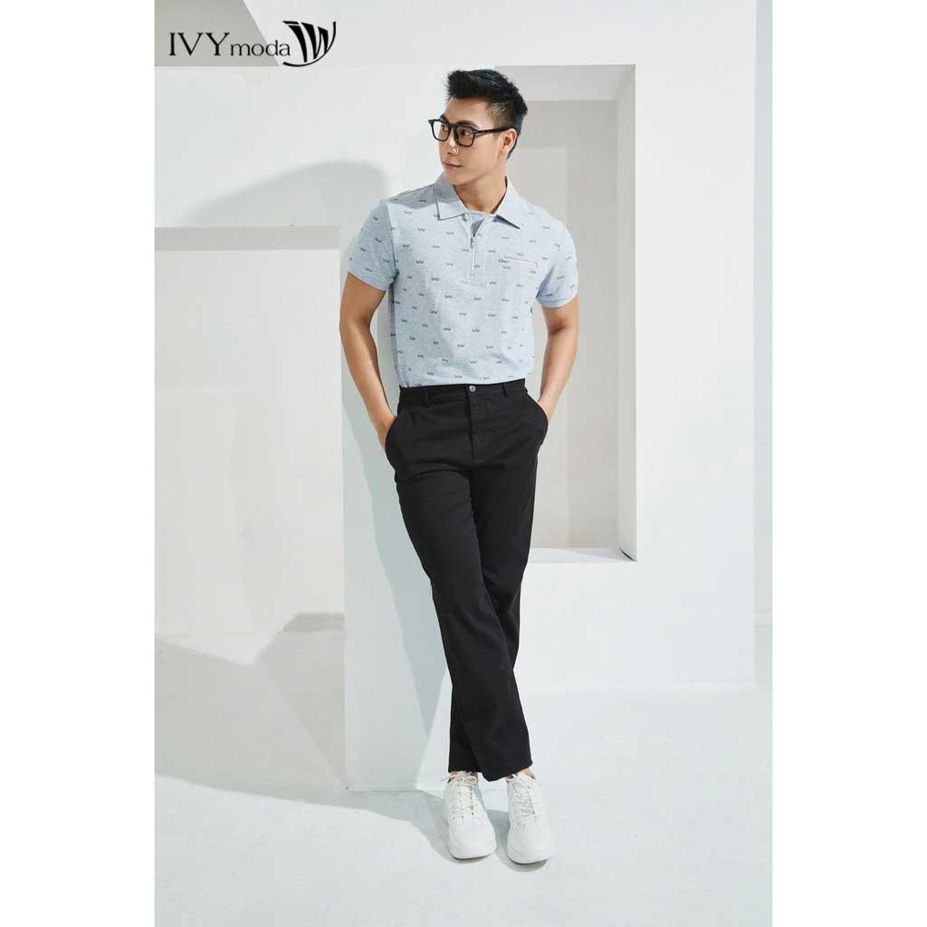 Lựa chọn áo thun polo nam tại IVY moda