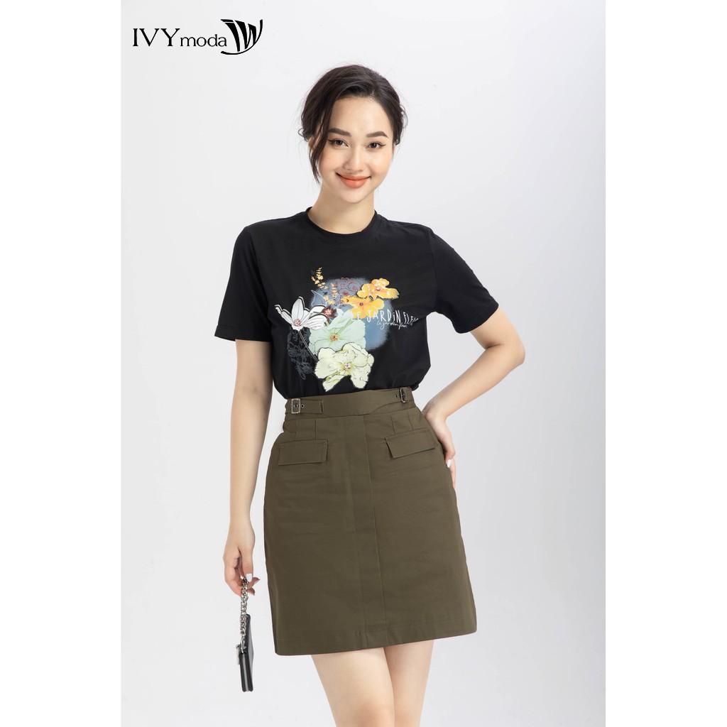 Áo Phông nữ dáng ngắn