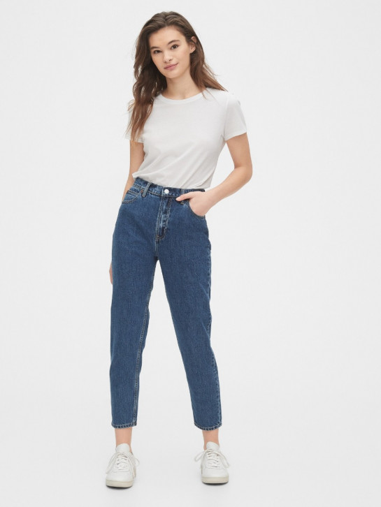 Quần mom jeans