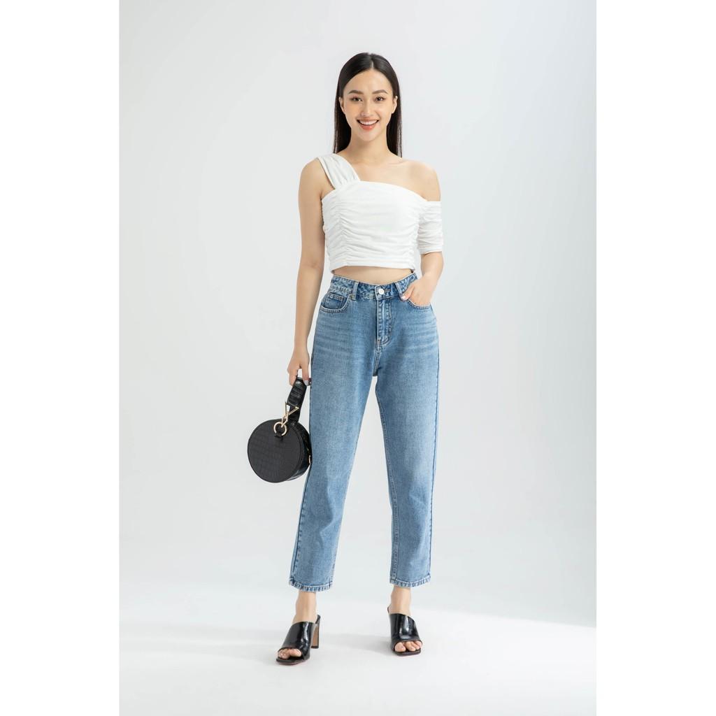 Quần Jean nữống đứng – Straight Leg Jeans