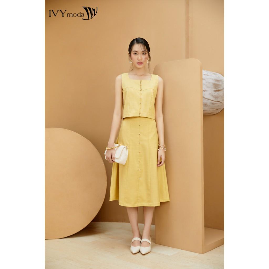 Chân váy dáng dài Hàn Quốc