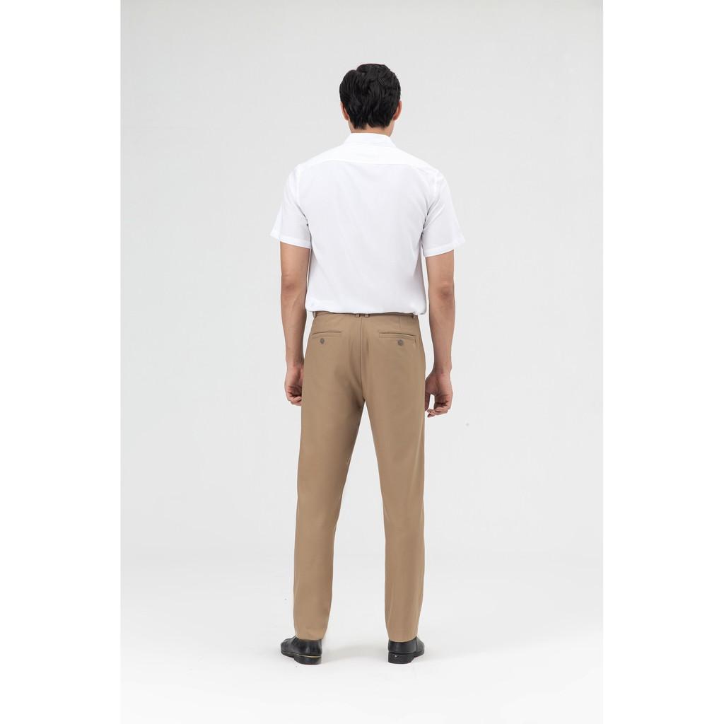 Chọn đúng size quần âu nam, vừa vặn khi mặc